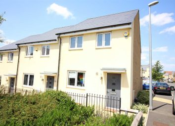 Thumbnail 3 bed end terrace house for sale in Hawthorn Way, Lyde Green, Bristol