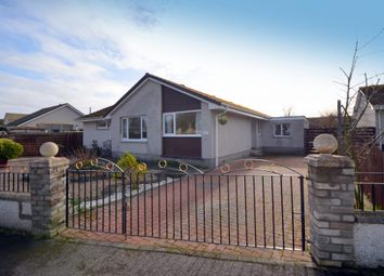 Thumbnail 5 bed detached bungalow for sale in 41 Beech Avenue, Nairn