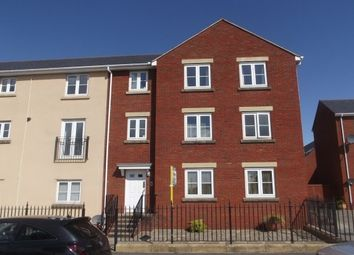 Thumbnail 2 bed flat to rent in Royal Crescent, Exeter