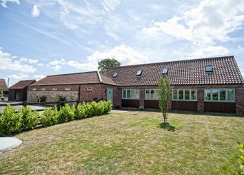 Thumbnail 4 bed detached house for sale in Well Street, Bishop Norton, Market Rasen