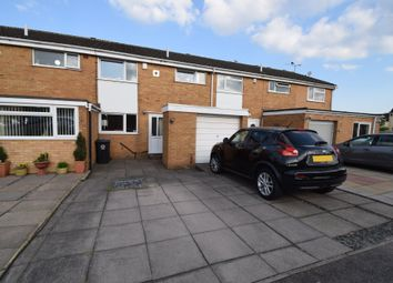 Thumbnail 3 bed town house for sale in Alderton Close, Thurmaston, Leicester