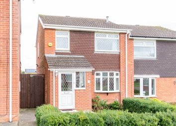 Thumbnail 3 bed semi-detached house to rent in Blaydon Walk, Wellingborough