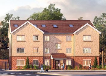 Thumbnail 2 bed flat for sale in St. Andrews Road, Northampton