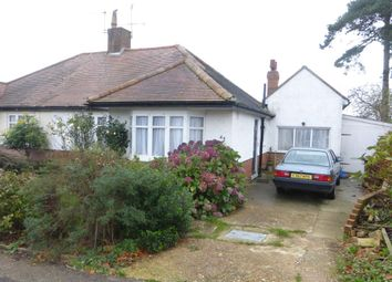Thumbnail 3 bed bungalow for sale in Grange Court Drive, Bexhill On Sea, East Sussex