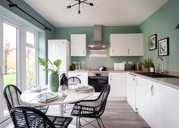"Thumbnail 2 bed terraced house for sale in ""The Chesterton"" At Wood Lane, Binfield, Bracknell RG42, Near Bracknell,"
