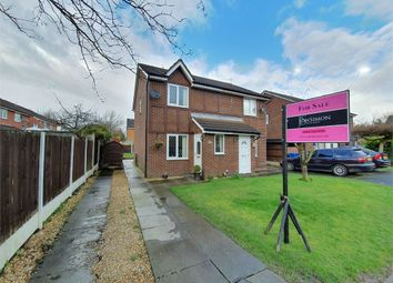 2 bed semi-detached house for sale in Whitefield Road, Bury BL9