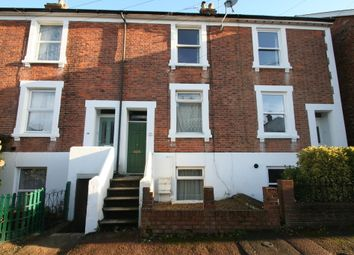 Thumbnail 3 bed terraced house for sale in Silverdale Road, Tunbridge Wells
