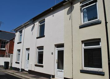 Thumbnail 2 bed terraced house to rent in Pound Street, Exmouth