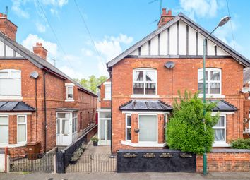 Thumbnail 3 bed semi-detached house for sale in Highbury Avenue, Bulwell, Nottingham