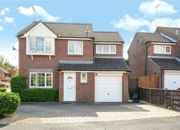 Thumbnail 3 bed detached house to rent in The Lilacs, Wokingham, Berkshire
