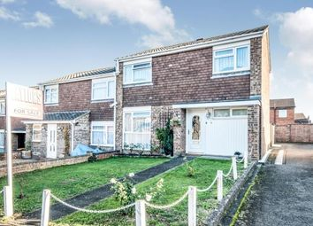 Thumbnail 3 bed end terrace house for sale in Greskine Close, Goldington, Bedford, Bedfordshire