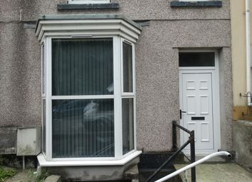 Thumbnail 1 bedroom flat to rent in Devon Terrace, Ffynone Road, Uplands, Swansea