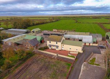 Thumbnail Land for sale in West Farm, Newton Arlosh, Wigton, Cumbria