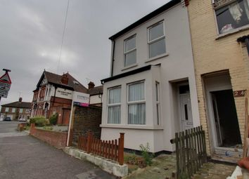 Thumbnail 3 bedroom end terrace house to rent in North Road, Westcliff-On-Sea