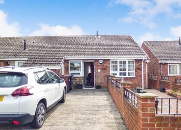 Thumbnail 2 bed bungalow for sale in Heathcote Green, Newcastle Upon Tyne