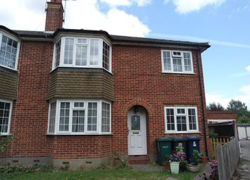 Thumbnail 2 bed flat to rent in Braddon Court, The Avenue, Barnet