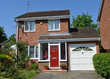 Thumbnail 3 bed detached house for sale in Fishers Close, Little Billing, Northampton