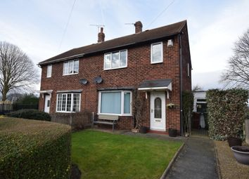 Thumbnail 2 bed semi-detached house for sale in Healdwood Close, Airedale, Castleford