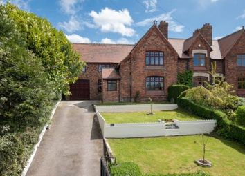 Thumbnail 3 bed semi-detached house for sale in Chester Road, Sutton Weaver, Runcorn, Cheshire