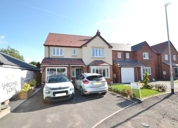 4 bed detached house for sale in Wright Avenue, Newport TF10
