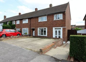 Thumbnail 3 bed end terrace house for sale in Morpeth Avenue, Borehamwood