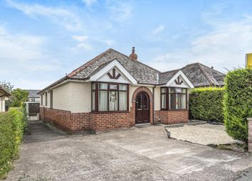 Thumbnail 3 bed detached bungalow for sale in Redhill, Hereford