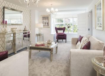 "Thumbnail 4 bedroom detached house for sale in ""Cambridge"" at High Street, Watchfield, Swindon"
