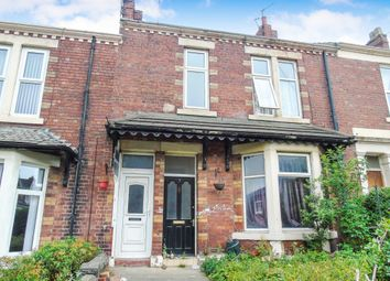 Thumbnail 2 bed flat for sale in Westmorland Avenue, Wallsend
