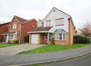 Thumbnail 4 bed detached house to rent in Kempton Way, Llwyn Onn Park, Wrexham