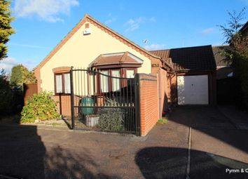 Thumbnail 2 bed detached bungalow for sale in Market Manor, Acle, Norwich