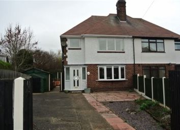 Thumbnail 3 bed semi-detached house to rent in Welbeck Road, Long Eaton, Nottingham