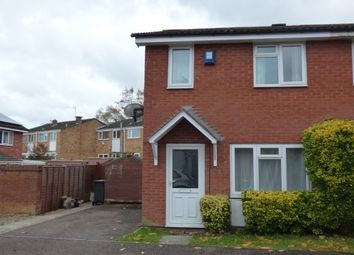 Thumbnail 2 bed property to rent in Arnold Close, Taunton, Somerset