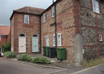 Thumbnail 2 bed flat to rent in Quaker Mews, Fakenham