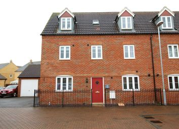 Thumbnail 5 bed semi-detached house for sale in Ashmead Road, Brickhill, Bedford