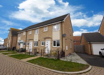 Thumbnail 2 bed end terrace house to rent in Juniper Way, Didcot