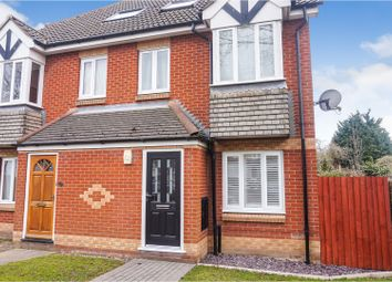 Thumbnail 1 bed flat for sale in Needham Close, Runcorn