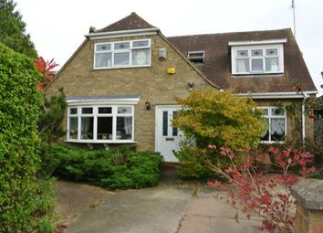 Thumbnail 3 bed property for sale in Warwick Road, Walton, Peterborough