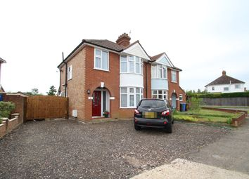 Thumbnail 3 bedroom semi-detached house for sale in Lancing Avenue, Ipswich