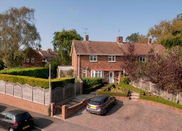 Thumbnail 3 bed semi-detached house for sale in Glebe Meadow, Wateringbury, Maidstone