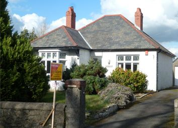 Thumbnail 2 bed detached bungalow for sale in Tenby Road, Cardigan, Ceredigion