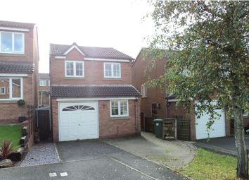 Thumbnail 3 bedroom detached house to rent in Cabot Close, Belper