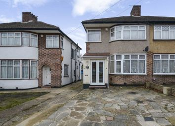 Thumbnail 3 bedroom semi-detached house for sale in Bellamy Drive, Stanmore