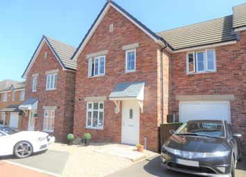 Thumbnail 3 bedroom semi-detached house for sale in Lon Yr Helyg, Coity, Bridgend.
