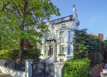 Thumbnail 7 bed detached house to rent in St. Johns Wood Park, London