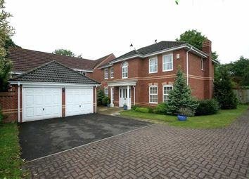 Thumbnail 4 bed detached house to rent in Draytons View, Greenham, Thatcham