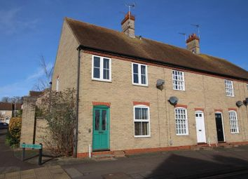 Thumbnail 3 bed end terrace house for sale in Lisle Lane, Ely