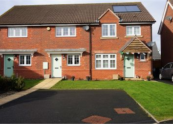 Thumbnail 2 bed terraced house for sale in Lower Comball, Tipton
