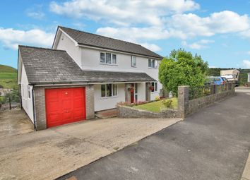 Thumbnail 4 bedroom detached house for sale in Cae Bryn, Abertridwr, Caerphilly