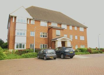 Thumbnail 1 bed flat to rent in Josling Close, Grays