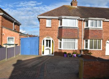Thumbnail 3 bed semi-detached house for sale in Skinner Road, Worcester